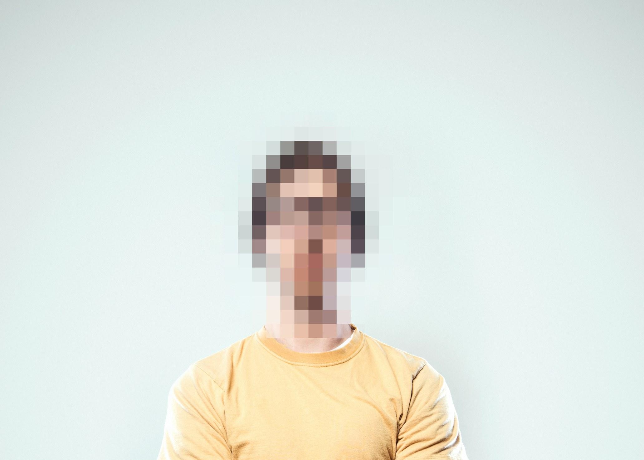 лицо закрытое квадратиком смотреть фото